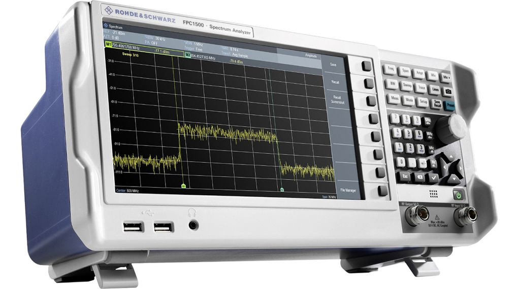 Köp Spectrum Analyser 3 GHz