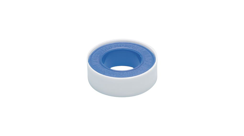 Köp Teflon Tape, 12mm x 12m, White