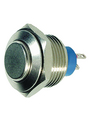 Pushbutton Switch, Vandal Proof 16.2 mm 30 VDC 1 A 1 make contact (NO) Köp {0}